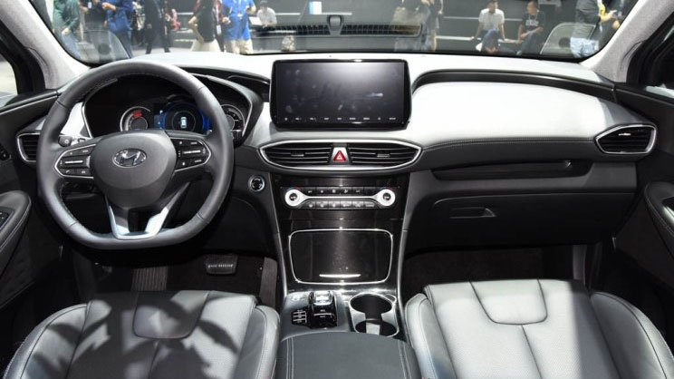 """Ngắm Hyundai Santa Fe 2019 bản dành cho thị trường Trung Quốc, """"quá chất""""! a5"""