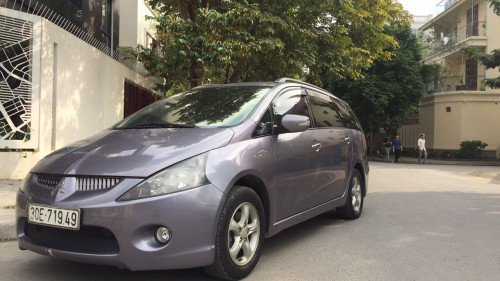 Cần bán lại xe Mitsubishi Grandis năm 2005 còn mới, 315tr (1)