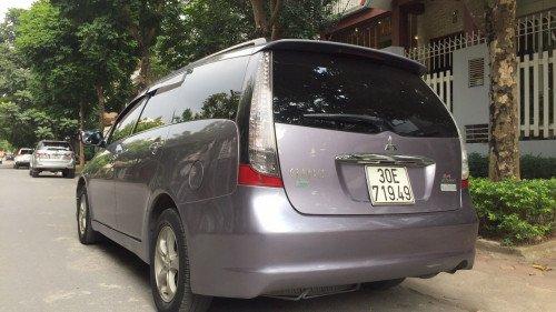Cần bán lại xe Mitsubishi Grandis năm 2005 còn mới, 315tr (2)