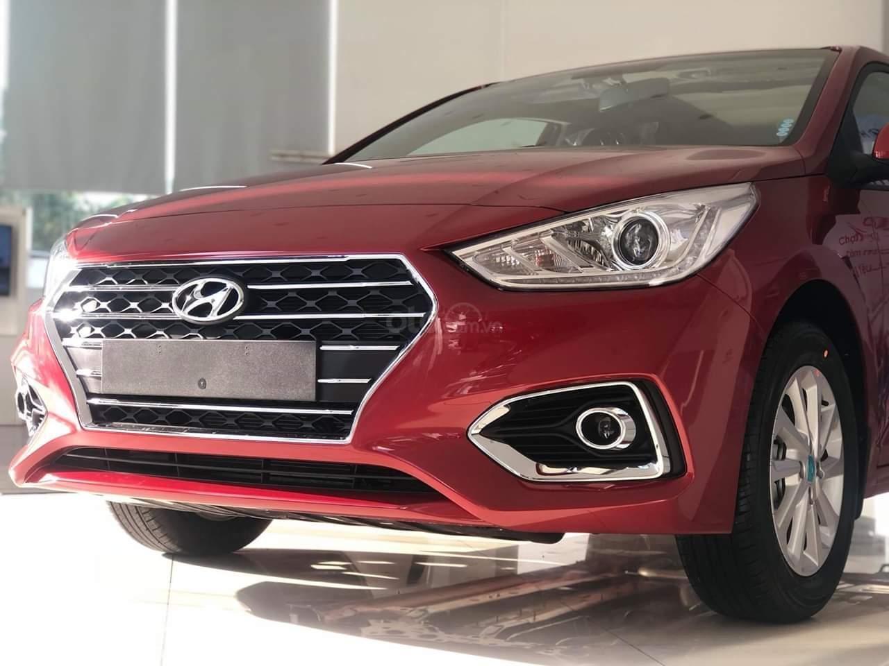 Hyundai Accent giao ngay trước tết, hỗ trợ trả trước 150tr nhận xe, lãi suất trả góp từ 0.66%, lh 0907 321 001-1