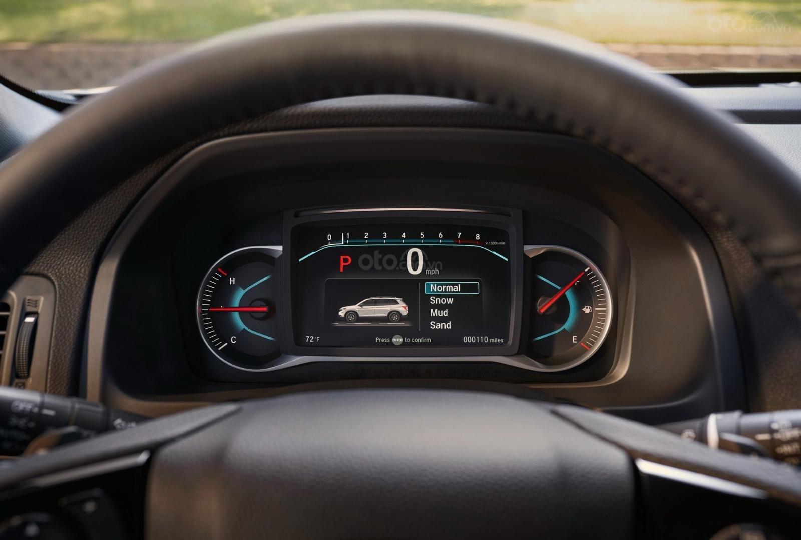 Mức tiêu thụ dự kiến của Honda Passport 2019 có thể cải thiện hơn Pilot