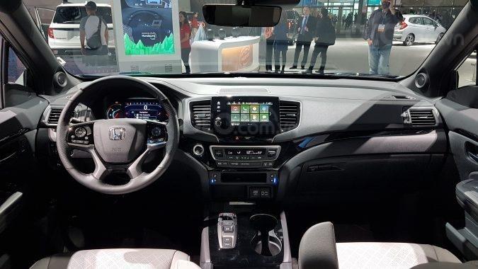 Táp-lô Honda Passport 2019 tân tiến