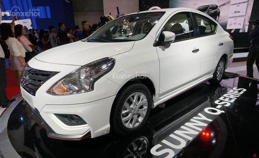 Giá lăn bánh xe Nissan Sunny 2019 vừa giảm giá tại Việt Nam a1