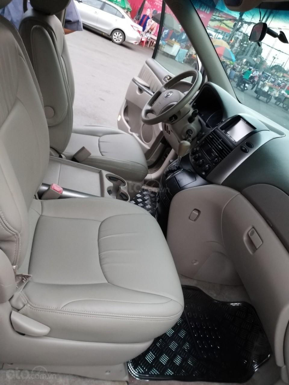 Bán Toyota Sienna LE 2008, màu vàng, nhập khẩu còn rất mới, 685 tr-8