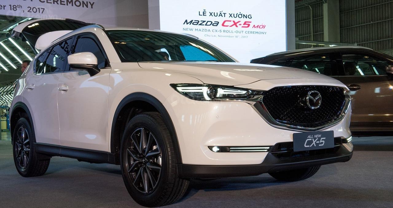Mazda CX5 2019 giá ưu đãi nhất, tặng bảo hiểm xe, xe đủ màu - giao ngay, trả góp 90% - LH 0938 900 820-2