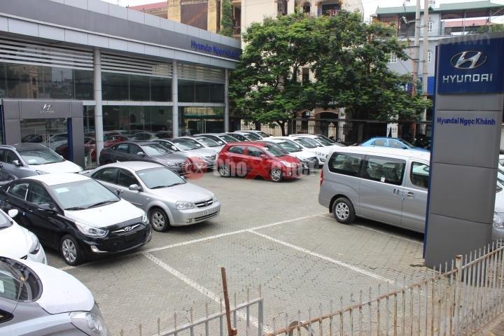 Hyundai Ngọc Khánh