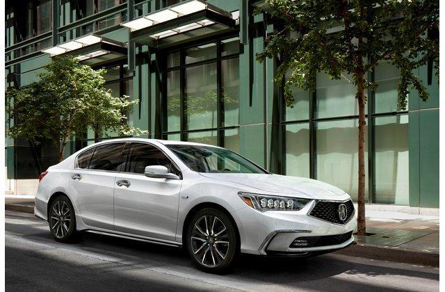 So sánh Lexus và Acura về độ an toàn - ảnh 1