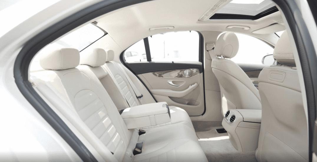 Mercedes-Benz C250 Exclusive và C300 AMG về trang bị ghế ngồi 3