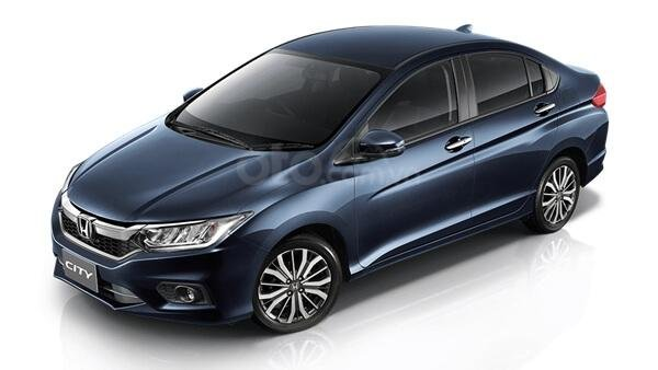 Honda City 2019 đang bán ra tại Việt Nam...