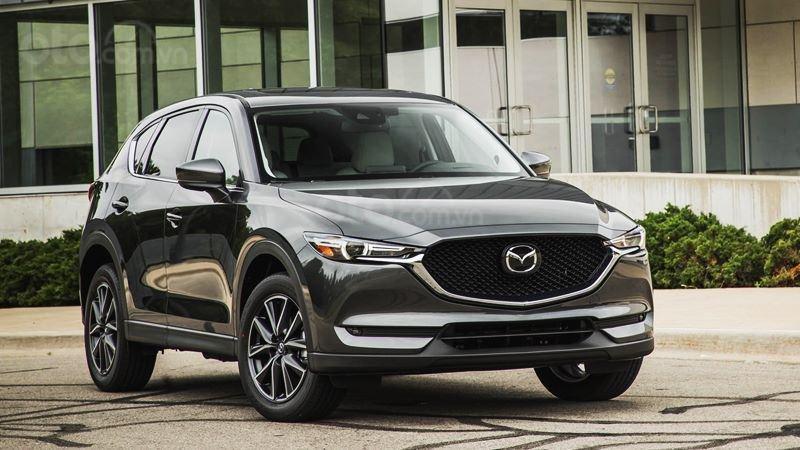 Mazda CX5 2019 đang bán ra tại Việt Nam...