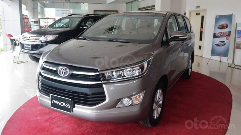 Toyota Innova 2019 đang bán ra tại Việt Nam...