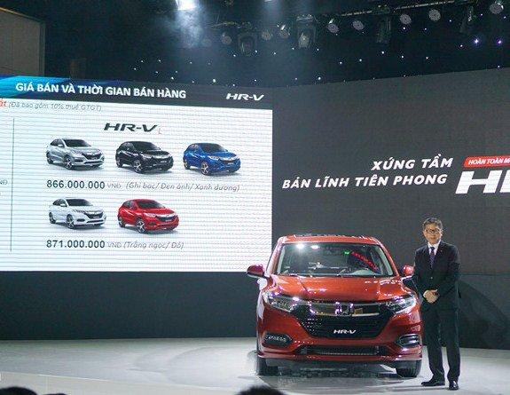 Honda HR-V 2018 đem đến cho người dùng cảm giác vận hành ổn định a9
