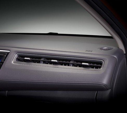 Đánh giá xe Honda HR-V 2018: Hốc gió điều hòa a1