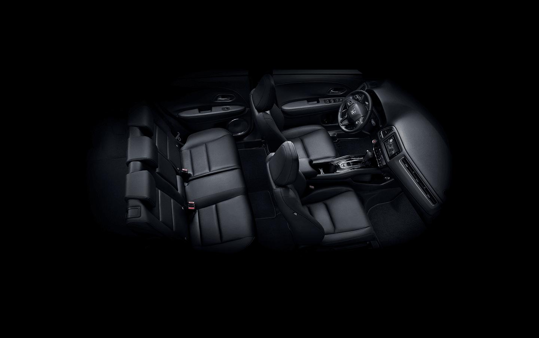 Honda HR-V 2018 sở hữu hệ thống ghế ngồi tích hợp tính năng Magic Seat (Ghế linh hoạt) a2