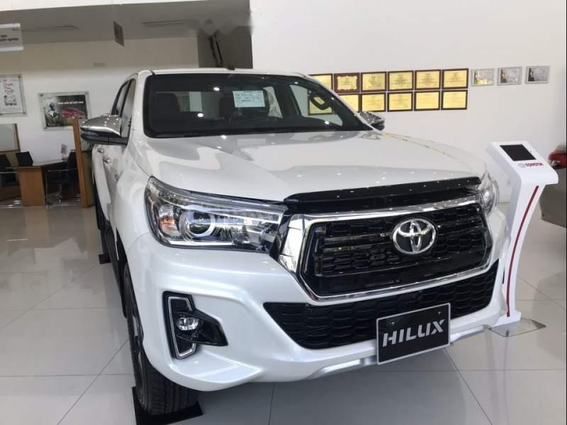 Bán Toyota Hilux 2.4G 1 cầu máy dầu, số tự động 6 cấp, mới 100%, nhiều màu, giao ngay-1