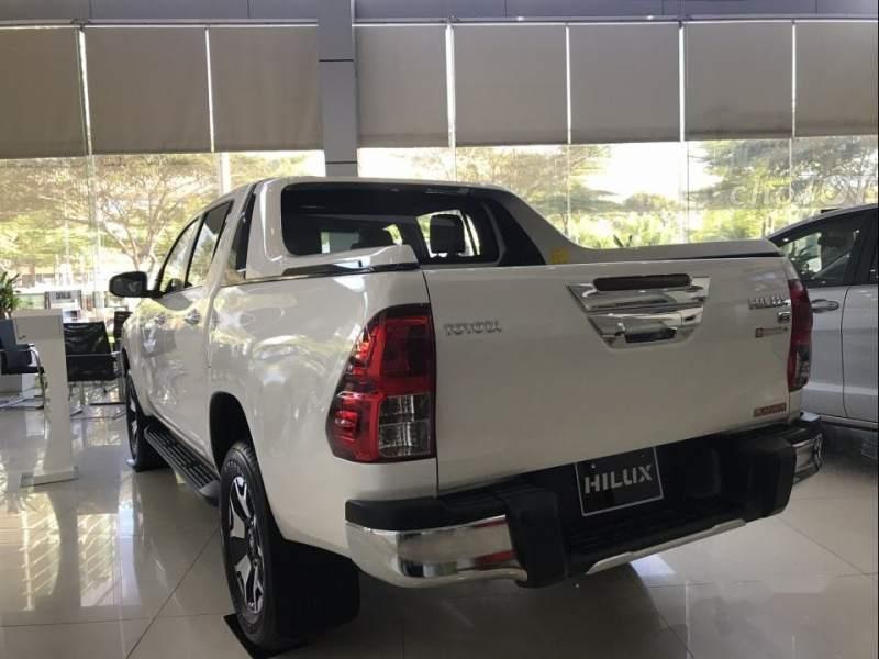 Bán Toyota Hilux 2.4G 1 cầu máy dầu, số tự động 6 cấp, mới 100%, nhiều màu, giao ngay-2