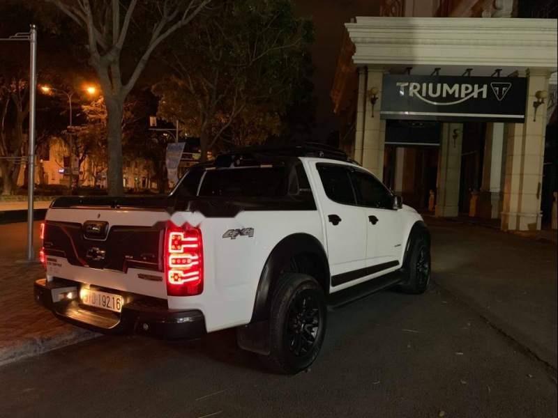 Bán Chevrolet Colorado High Country 2018, màu trắng, nhập khẩu-3