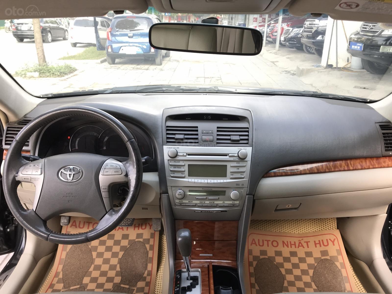 Nhất Huy Auto bán Toyota Camry 2.4G đời 2008, màu đen-11