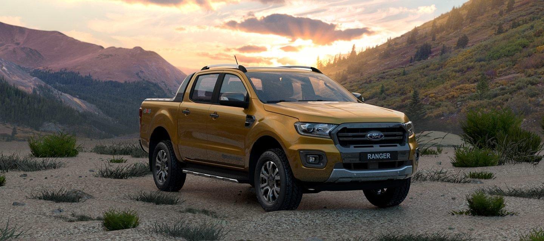 Đánh giá xe Ford Ranger Wildtrak 2019.