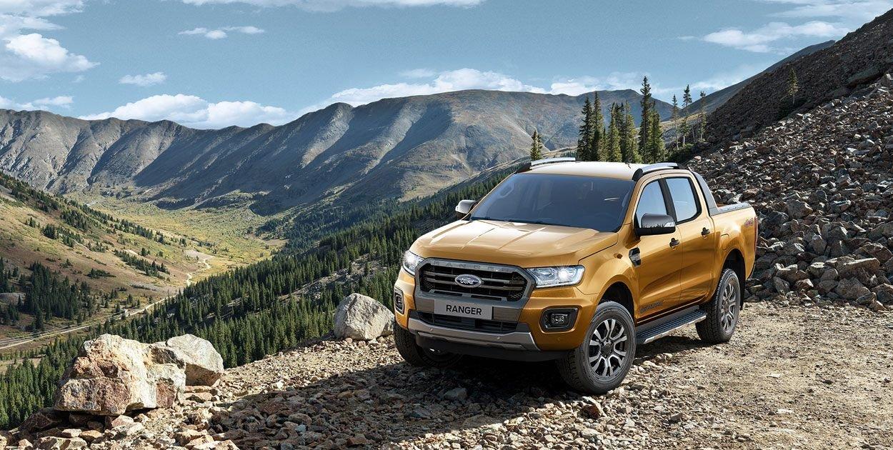 Đánh giá xe Ford Ranger Wildtrak 2019 sở hữu nhiều nâng cấp.