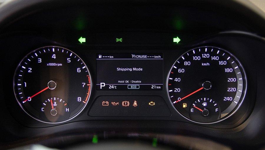 Cụm đồng hồ xe Kia Cerato 2019