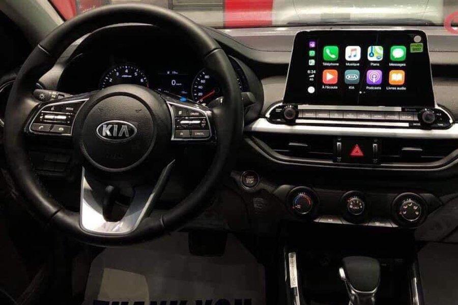 Đánh giá xe Kia Cerato 2019: Màn hình cảm ứng 8 inch tiêu chuẩn...