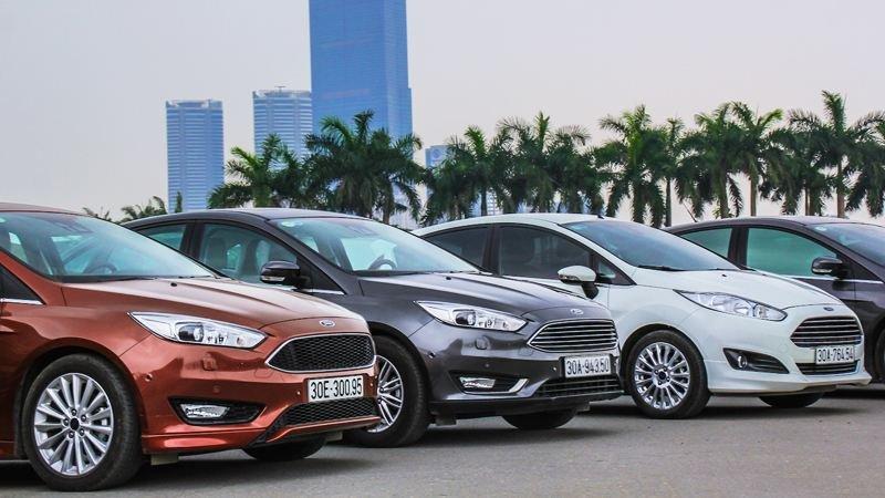 Ford Việt Nam giảm giá Fiesta, Focus cao nhất 30 triệu đồng trong tháng 4 a1