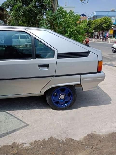 Cần bán xe Citroen AX sản xuất năm 1992, màu bạc, giá 85tr (1)