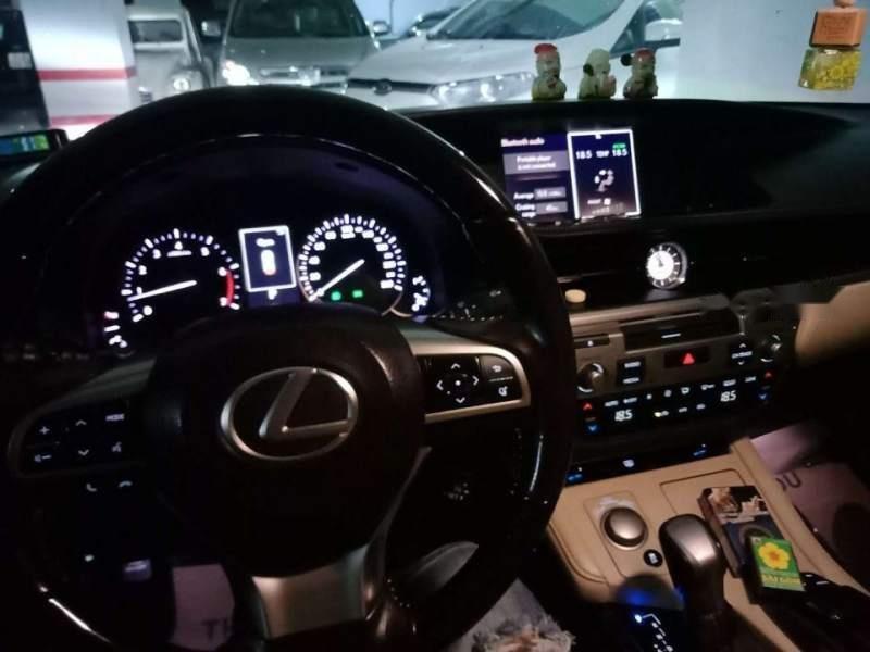 Cần bán gấp Lexus ES 250 đời 2017, màu trắng, còn mới 95%-1