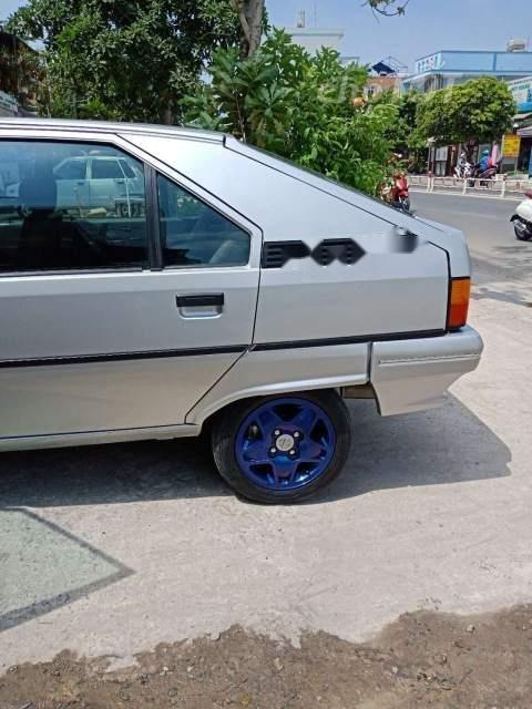 Cần bán xe Citroen AX sản xuất năm 1992, màu bạc, giá 85tr (2)
