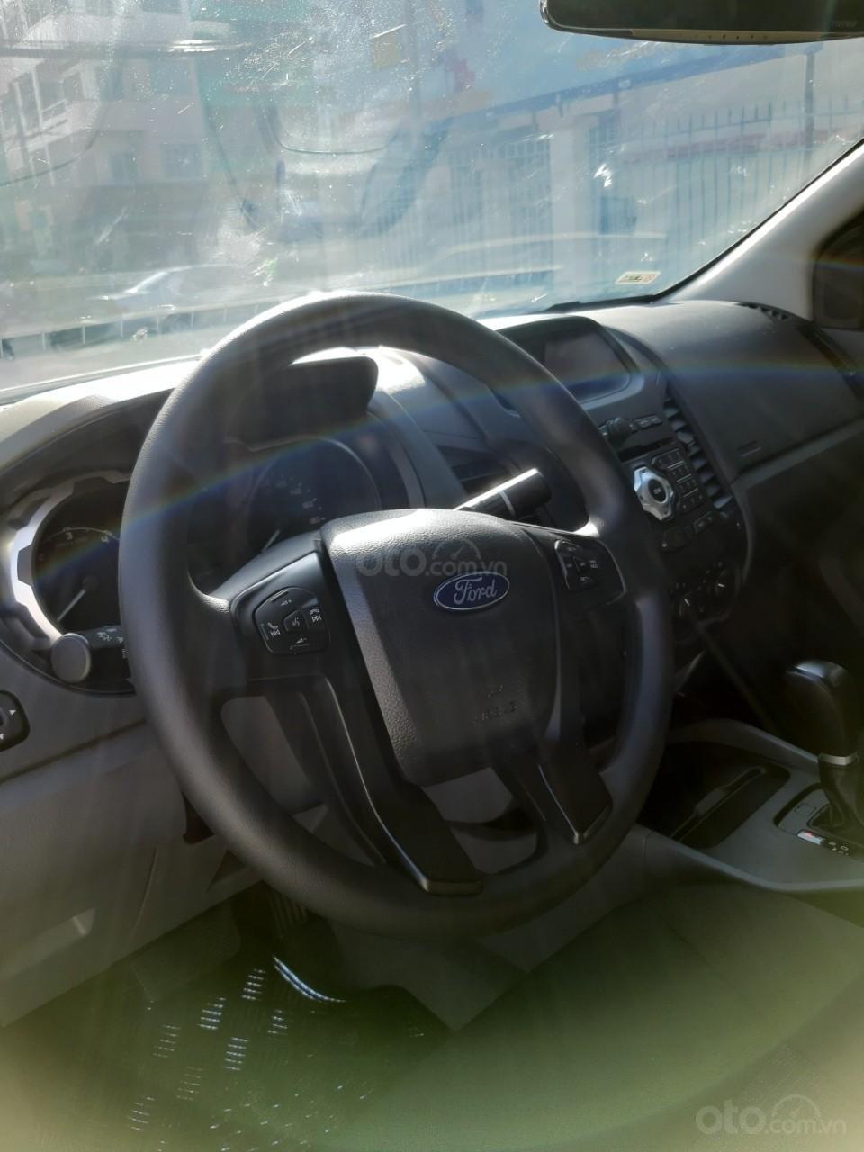 Bán Ford Ranger XLS model 2017, màu bạc, nhập khẩu, gắn thêm thùng còn mới toanh, giá 600tr-18