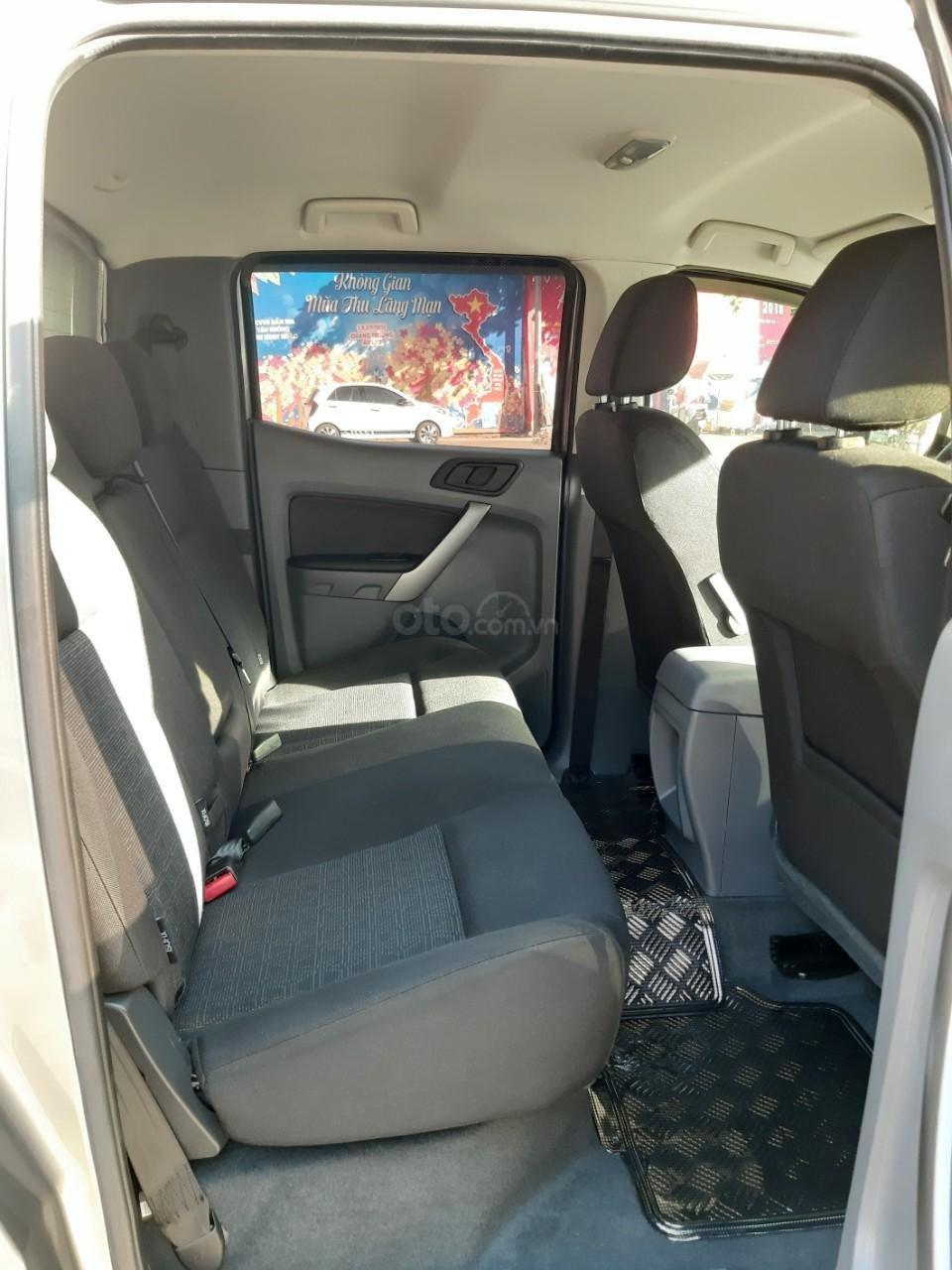 Bán Ford Ranger XLS model 2017, màu bạc, nhập khẩu, gắn thêm thùng còn mới toanh, giá 600tr-14