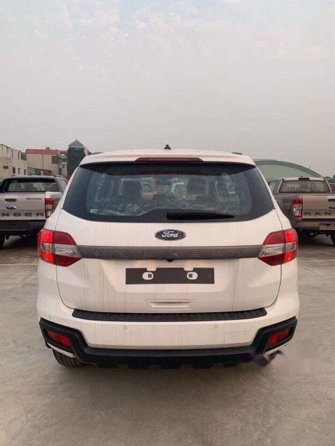 Cần bán Ford Everest 2018, màu trắng, xe nhập -4