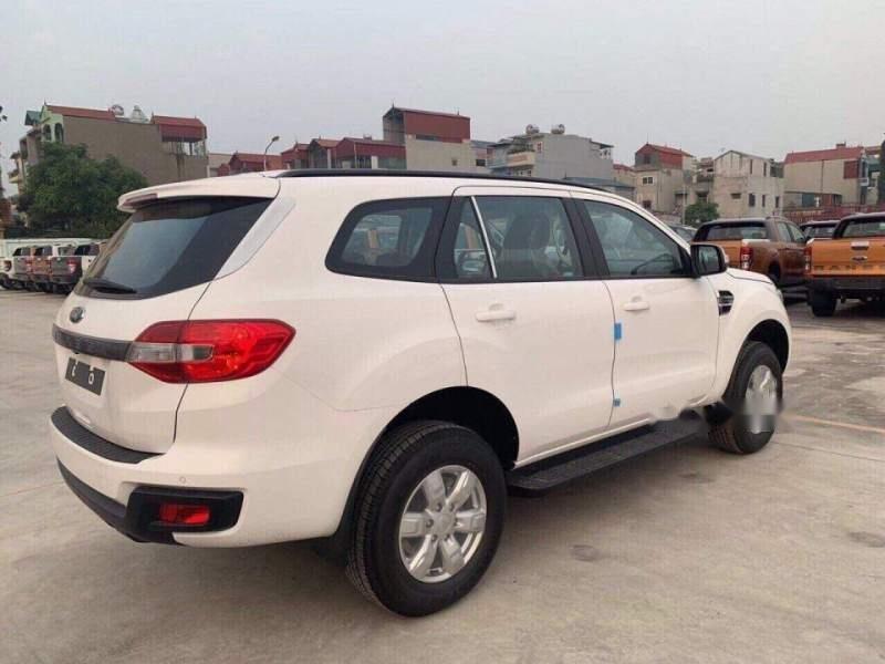 Cần bán Ford Everest 2018, màu trắng, xe nhập -5