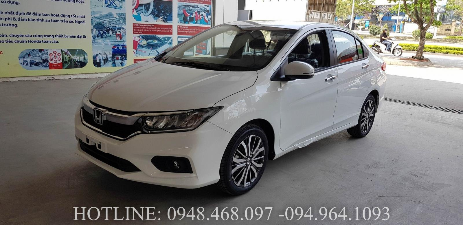 [Honda ô tô Hải Dương] Bán xe Honda City 1.5 L - Giá tốt nhất - Hotline: 094.964.1093 (1)