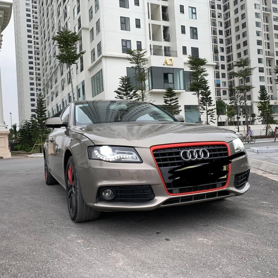 Bán Audi A4 siêu đẹp, màu hiếm, năm sản xuất 2011-1