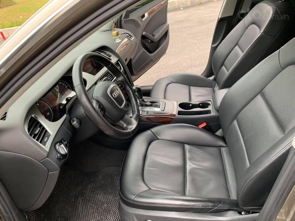Bán Audi A4 siêu đẹp, màu hiếm, năm sản xuất 2011-2