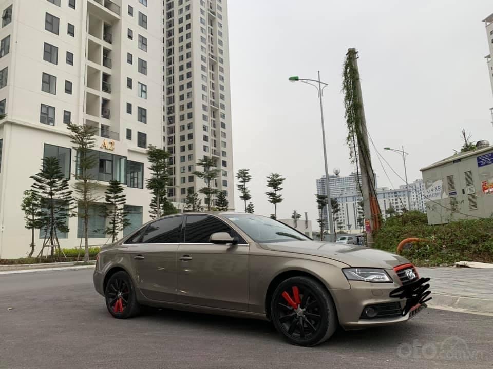 Bán Audi A4 siêu đẹp, màu hiếm, năm sản xuất 2011-0