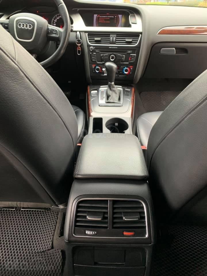 Bán Audi A4 siêu đẹp, màu hiếm, năm sản xuất 2011-3