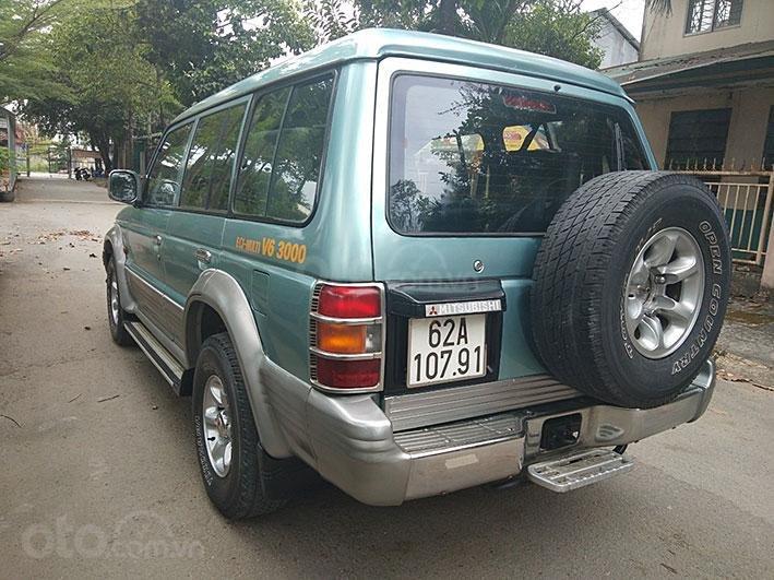 Chính chủ bán Pajero V6-3000 gia đình đang sử dụng-1