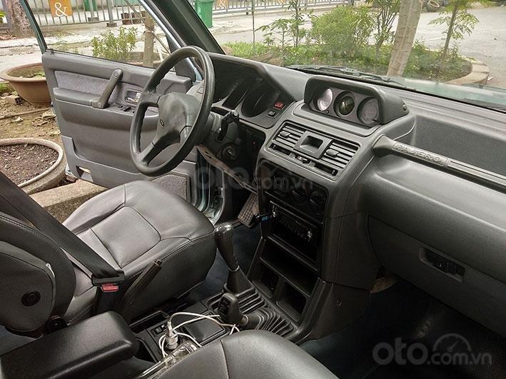 Chính chủ bán Pajero V6-3000 gia đình đang sử dụng-4