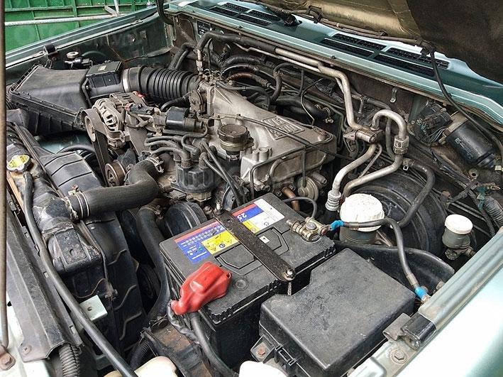 Chính chủ bán Pajero V6-3000 gia đình đang sử dụng-7