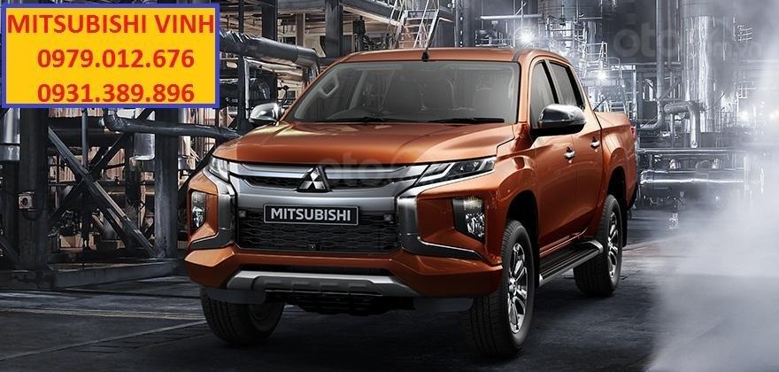 Giá xe bán tải Mitsubishi Triton 2019 tại Vinh-Nghệ An: 0979.012.676-0