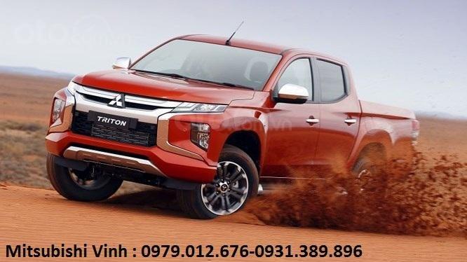 Giá xe bán tải Mitsubishi Triton 2019 tại Vinh-Nghệ An: 0979.012.676-1