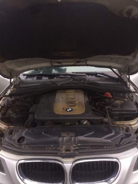 Bán xe BMW 5 Series 530i năm sản xuất 2004, màu bạc, xe nhập, 400tr (3)