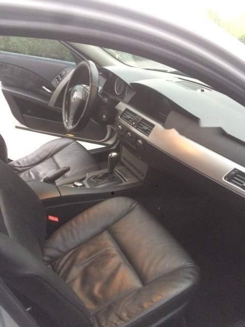 Bán xe BMW 5 Series 530i năm sản xuất 2004, màu bạc, xe nhập, 400tr (2)