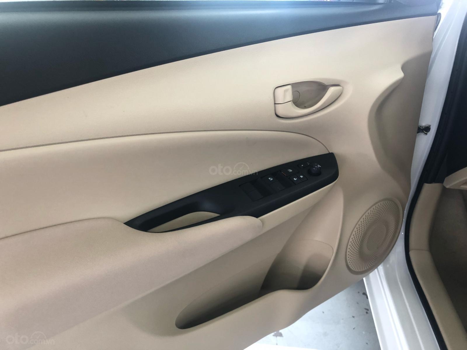 Toyota Hùng Vương có xe Vios E số tự động, đời 2019, giao ngay, đủ màu-4