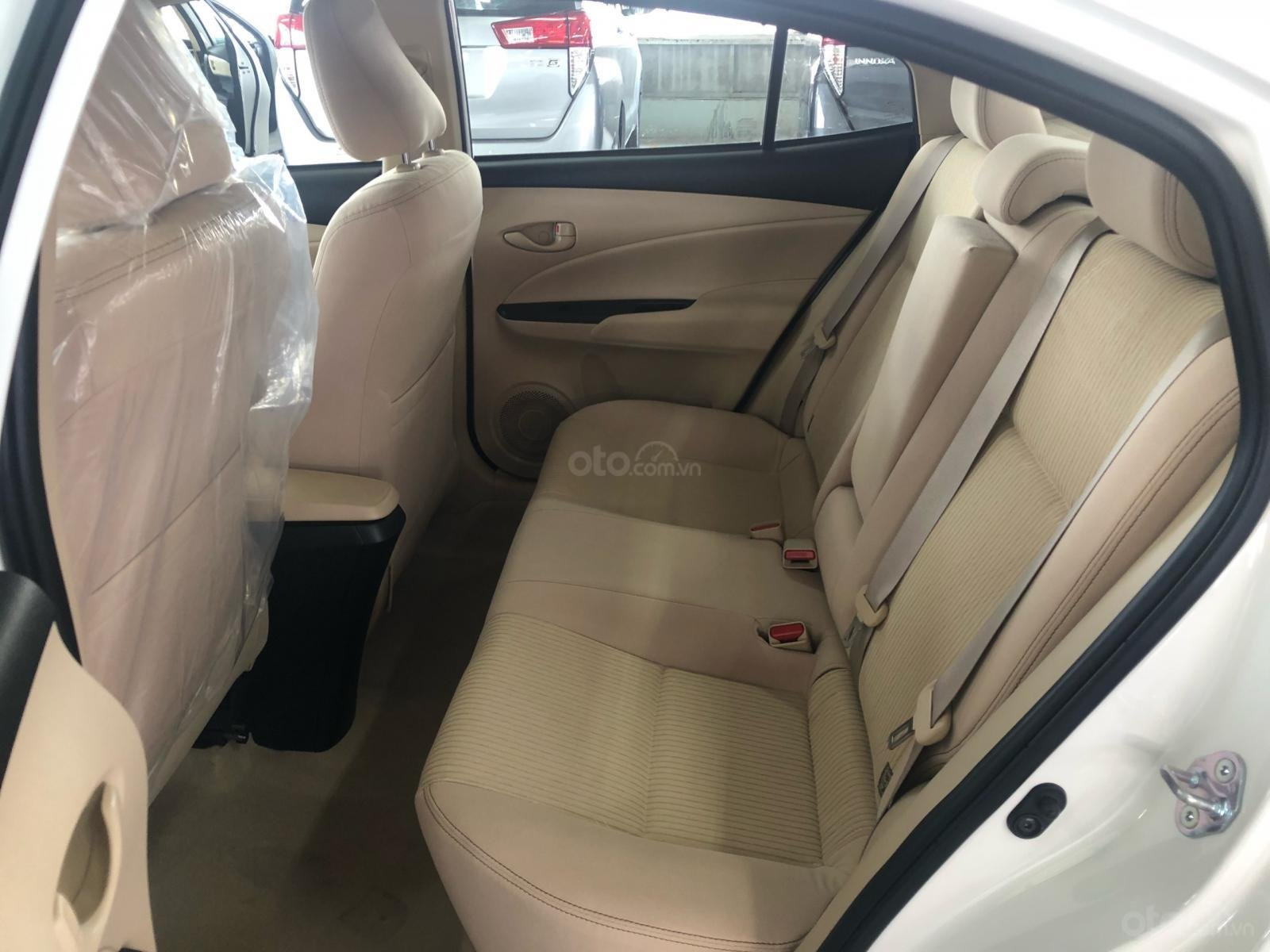 Toyota Hùng Vương có xe Vios E số tự động, đời 2019, giao ngay, đủ màu-5