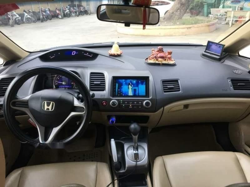 Bán ô tô Honda Civic 2010, màu xám, giá tốt-3