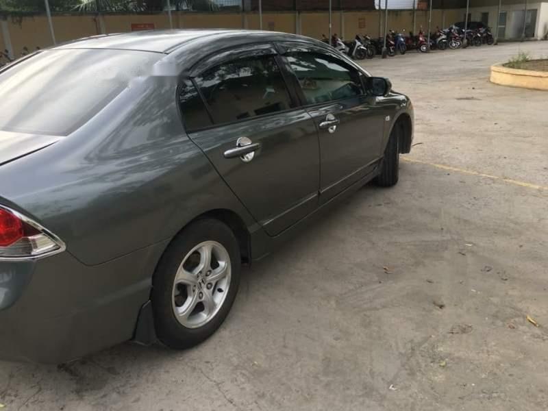 Bán ô tô Honda Civic 2010, màu xám, giá tốt-2